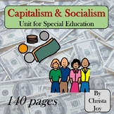 Capitalism & Socialism Unit for Special Education