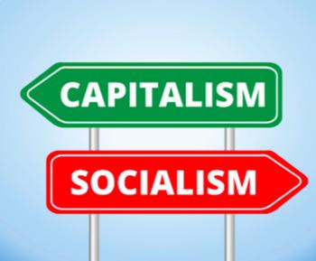 Capitalism v. Socialism Handout - Economic Spectrum