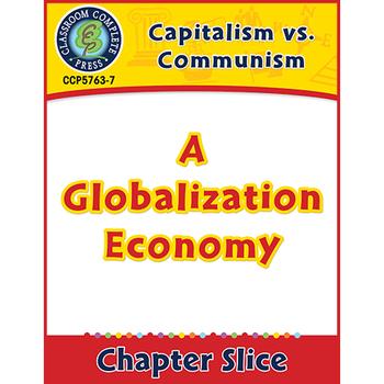 Capitalism Vs Communism A Globalization Economy Gr 5 8 Tpt
