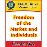Capitalism vs. Communism: Freedom of the Market and Individuals Gr. 5-8