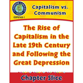 Communism Vs Capitalism Teaching Resources Teachers Pay Teachers
