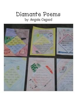 Diamante Poems