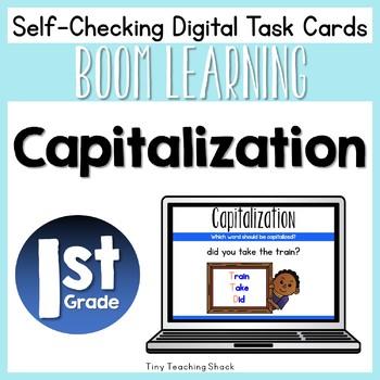 Capitalization Boom Cards