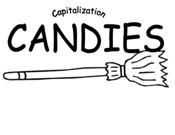 Capitalization Candies