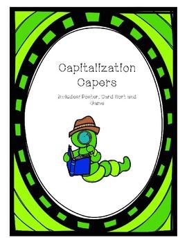 Capitalization Caper