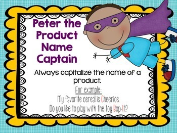 Capitalization Captain