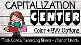 Capitalization Center