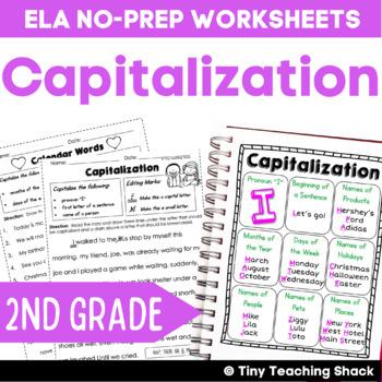 Capitalize Pronoun I Teaching Resources | Teachers Pay Teachers