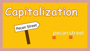 Capitalization Cut and Sort