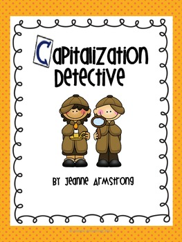 Capitalization Detective