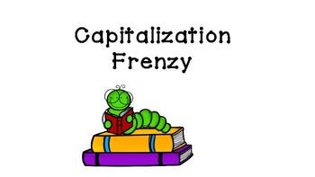 Capitalization Frenzy
