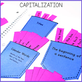 Capitalization Interactive Notebook