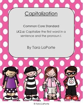 Capitalization LK2.a