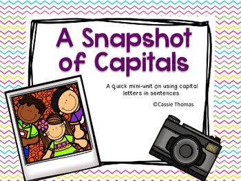 Capitalization Mini Unit