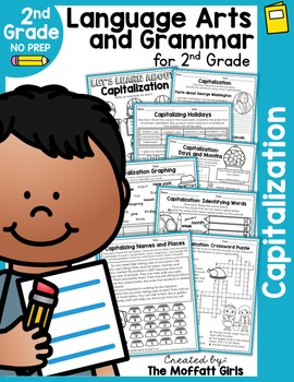 Capitalization NO PREP Packet