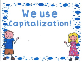 Capitalization Posters