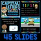 Capitalization PowerPoint and Worksheets for 2nd, 3rd, and