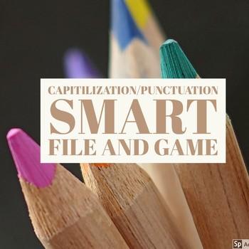 Capitalization/Punctuation SMART File