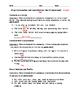 Capitalization/Punctuation Test