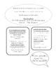 Capitalization Reference Sheet