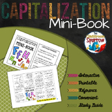 Capitalization Rules Mini-Book (A Perfect Addition to an I