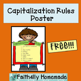 Capitalization Rules Poster_FREE