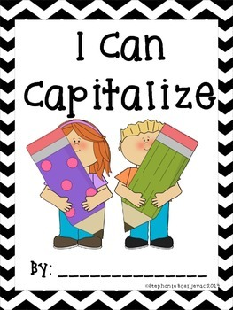 Capitalization Rules Using MINTS Activity Packet