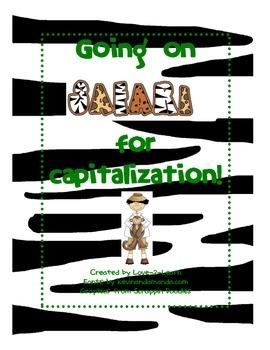 Capitalization Game