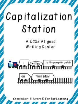 Capitalization Station 2.0