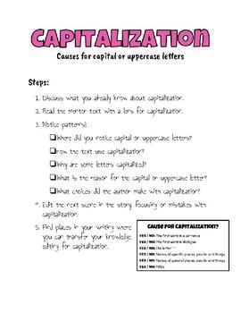 Capitalization Station