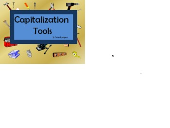 Capitalization Tools