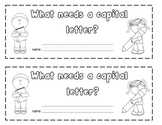 Capitalization- What Needs a Capital Letter?