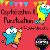 Capitalization and Punctuation PPT