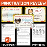 Capitalization and Punctuation Practice Plus Worksheets