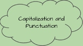 Capitalization and Punctuation Sort