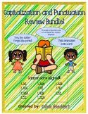Capitalization and Punctuation Stories Bundle