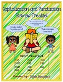 Capitalization and Punctuation Stories Freebie!