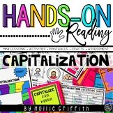Capitalization of Names and Dates L.1.2.a {Hands-on Reading}