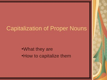 Capitalization of Proper Nouns: What They Are and How to Use Them