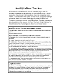 Capitalization with Modification Rubric (5 lessons) Grade 1