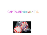 Capitalize With MINTS