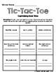 Capitalizing Book Titles Tic-Tac-Toe Game