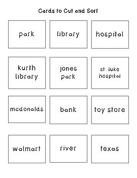 Capitalizing Practice - Capitalize Names of Places   Capitalization