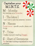 Capitalizing Titles ~ MINTS Poster  FREE!!