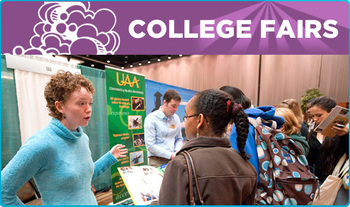 Capitalizing on College Fairs