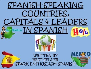 Capitals and Leaders of Spanish-Speaking Countries