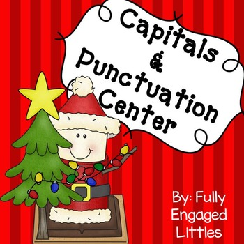 Capitals and Punctuation Centers