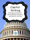 Capitol Field Trip Writing