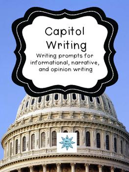 Capitol Field Trip Writing