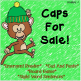 Caps For Sale  (Math and Literacy Activities)